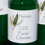 Facial Cleanser for Normal to Oily Skin