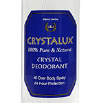 Deodorant Spray-unscented, natural deodorant, aluminum free, fragrance free, natural healthy, crystal deodorant, paleo deodorant, triclosan-free deodorant