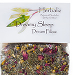 Dream Pillow-natural sleep aids, remedies, aromatherapy, sleep inducing herbs, sleep inducers, babies, natural sleep products, elderly