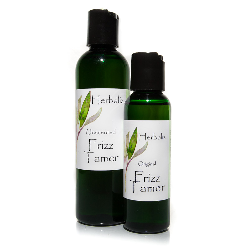 Frizz Tamer-shiny hair, lustrous, smooth, Natural Organic Hair Care Products, frizz, hair oil, paleo hair care, reduce, frizzy, frizzies