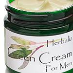 Moisturizing (Real Green) Cream for Men