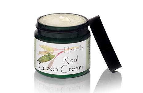 Moisturizing (Real Green) Cream