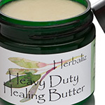 Heavy Duty Healing Butter-moisturizing, skin, creams, foot, feet, beauty, care, lotions, moisturizer, eczema, dry, elbows, diaper rash, cracks, peeling