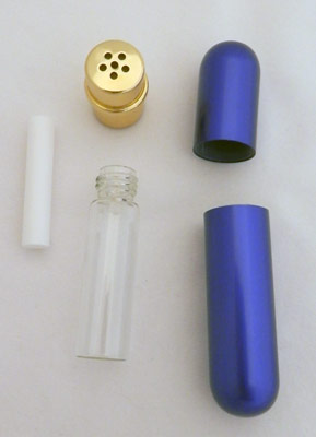 Inhaler deconstructed