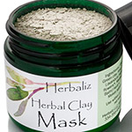 Herbal Clay Mask