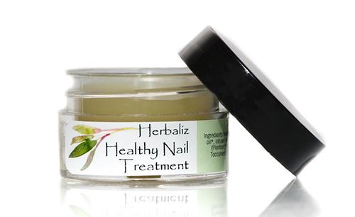 Healthy Nail Treatment