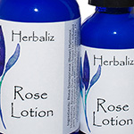 Rose Lotion-moisturizer, moisturizing cream, lotion, face, facial care product, anti-aging, firming, itchy, mature skin