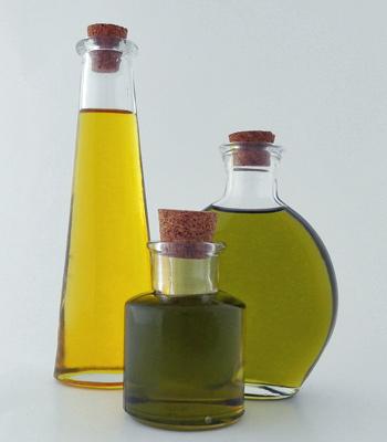 calendula, comfrey and plantain oils