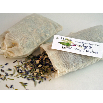 Traditional Herbal Sachet